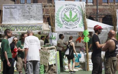 TICKET VERLOSUNG: Mary Jane Berlin - Cannabis Expo & Festival