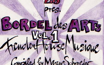 BORDEL DES ARTS VOL.1 - VARIOUS ARTISTS - BAR25 MUSIC
